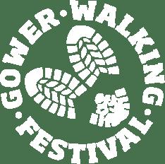 Gower walking festivial logo