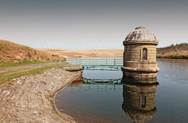Lliw Reservoirs